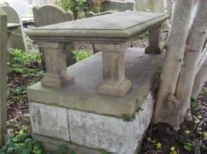 Sharp Family Tomb, Saron Graveyard